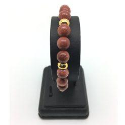 Bracelet-Perle-de-Soleil-et-metal-dore